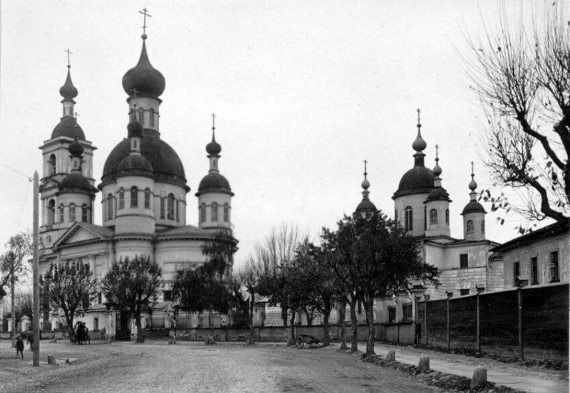 храм на самокатной улице до революции