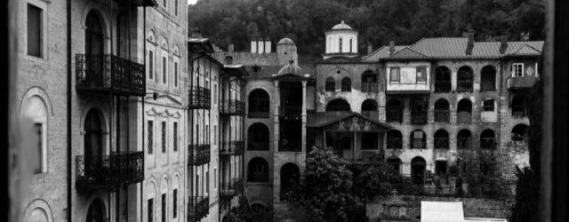 афон зограф монастырь