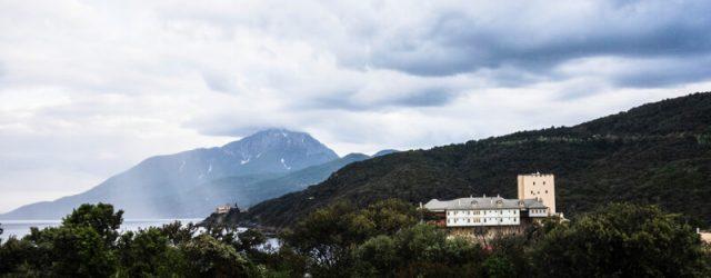 афон святая гора фото 2019