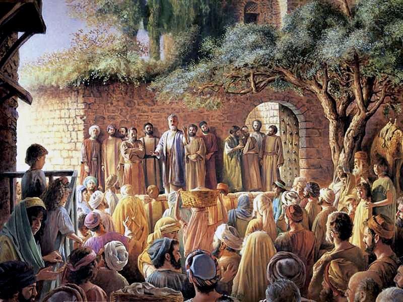 первые века христианства