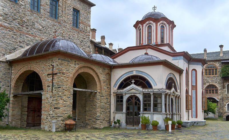 иверский монастырь фото