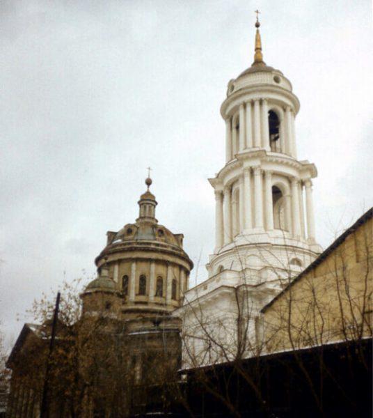 храм Мартина Исповедника фото 1992 год