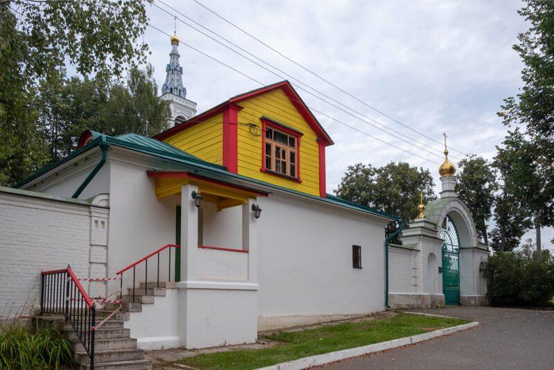 Влахернский монастырь