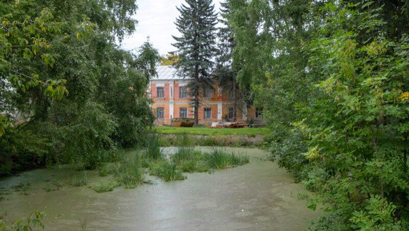 Спасо-Влахернский монастырь под Дмитровым