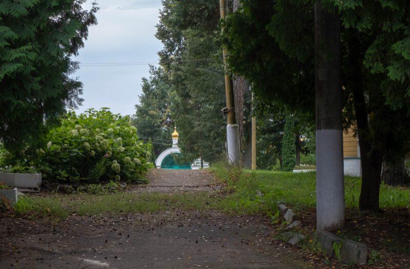 Монастырь под Дмитровом