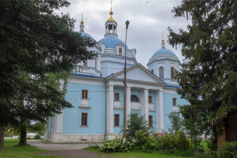 Монастырь под Дмитровым