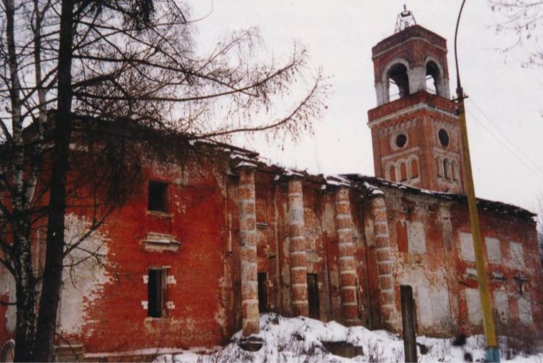 Собор Спаса-Нерукотворного Спасо-Влахернский монастырь