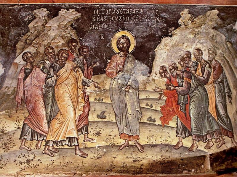 новозаветные заповеди иисуса христа