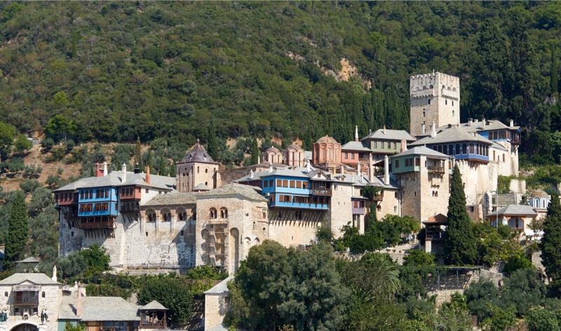 Монастырь Дохиар фото