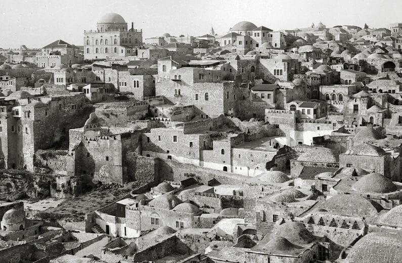 фото иерусалима 19 века