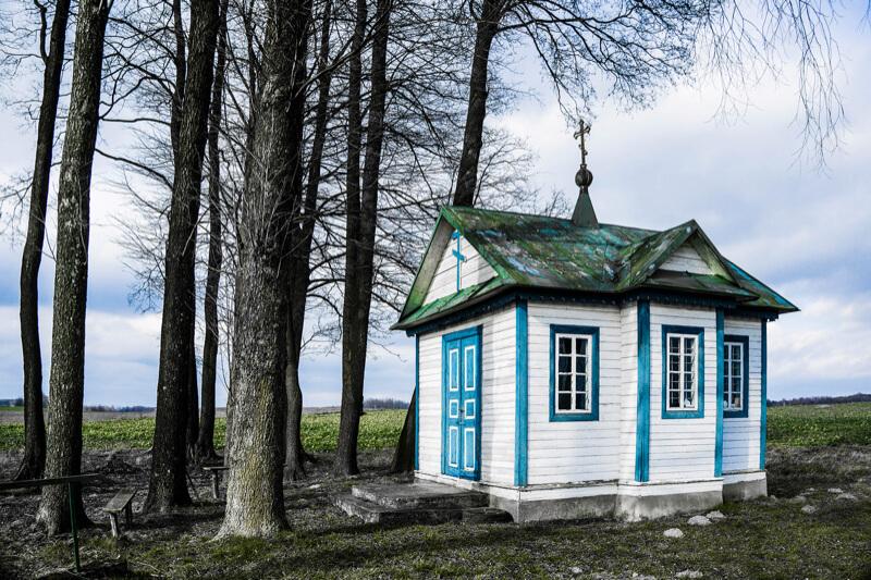 Сельская православная часовня