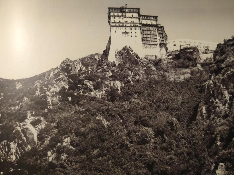 Монастырь Симпонопетр фото 19 века