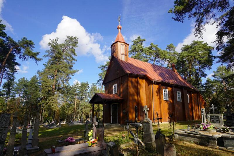 Православный храм в Польше