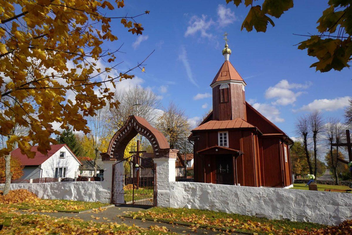 Храм в Польше