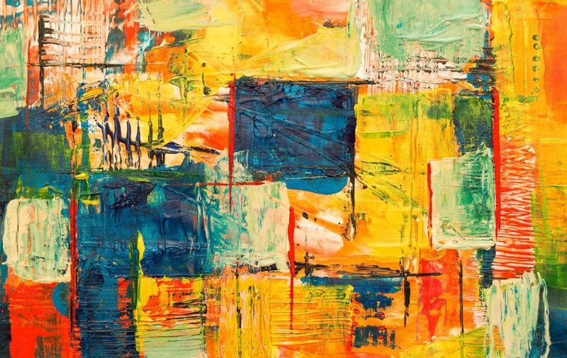 абстрактное творчество