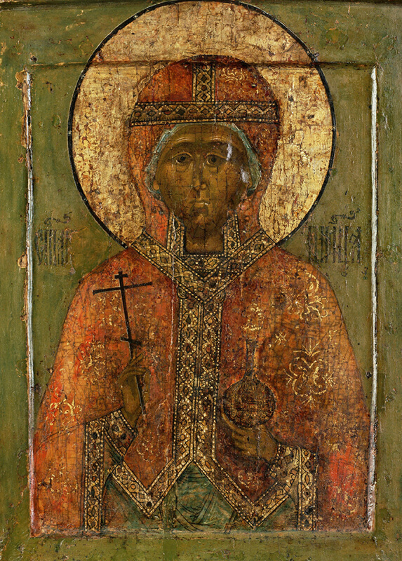 Древняя русская икона