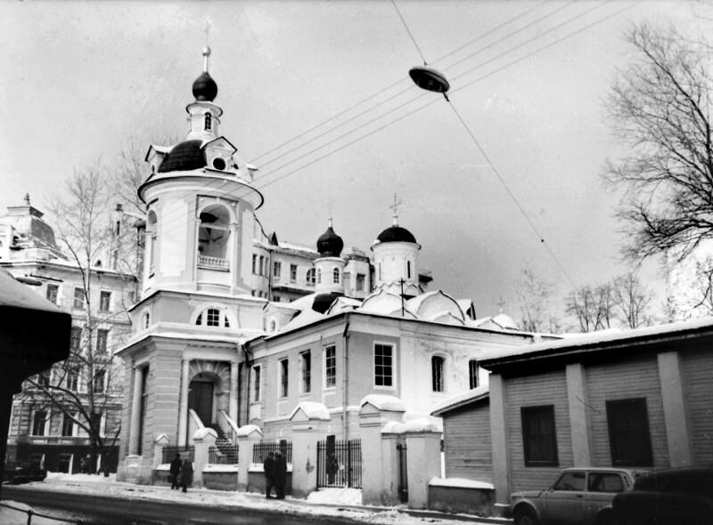 храм Антипы Пергамского СССР