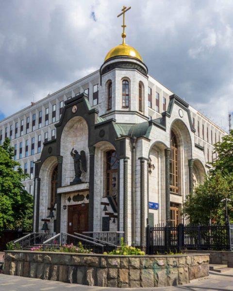 Храм на Житной улице
