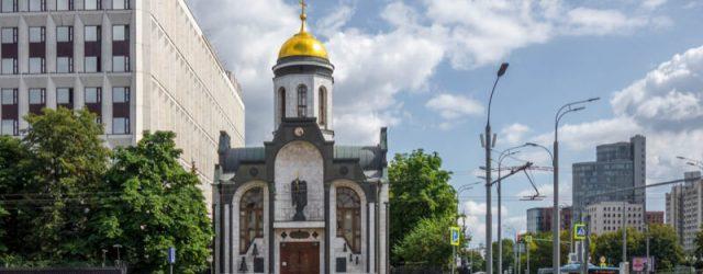 Храм на Октябрьской